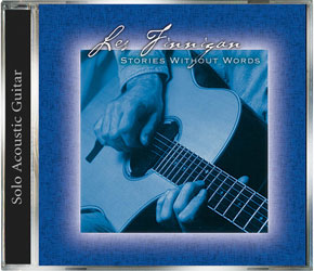 Les Finnigan - Stories Without Words - Acoustic Guitar Album - CD, MP3