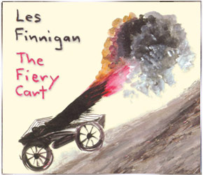 Les Finnigan - The Fiery Cart - Acoustic Guitar Album - CD, MP3